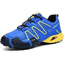 GNEDIAE Hombre KR-1 Caña Baja Zapatillas de Running para Hombre Deportes de Exterior