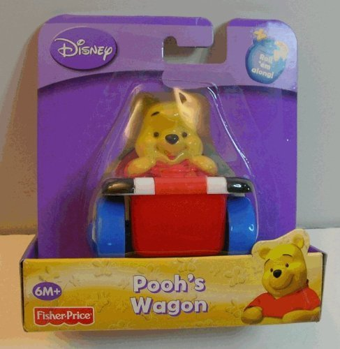 Fisher Price N9432 - Fisher-Price - Winnie l'Ourson Pooh voiture