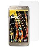 atFolix Schutzfolie für Samsung Galaxy S5 Neo (G903F) Displayschutzfolie - 3 x FX-Antireflex blendfreie Folie