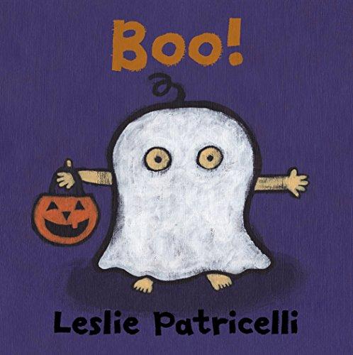Boo! (Leslie Patricelli Board Books) por Leslie Patricelli