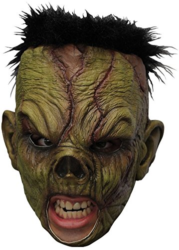 Monster Deluxe Chinless Head Maske