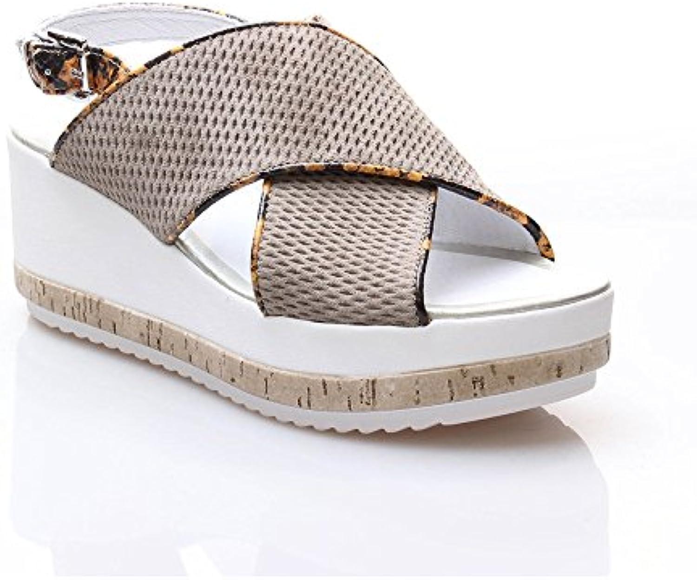 NIKE SANDALIA CRUZADA SERPIENTE Mujer  Zapatos de moda en línea Obtenga el mejor descuento de venta caliente-Descuento más grande