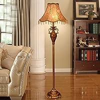 Global- European Style Stehlampe Wohnzimmer Schlafzimmer American Retro Art Study Kreative Vertikal Tischlampe... preisvergleich bei billige-tabletten.eu