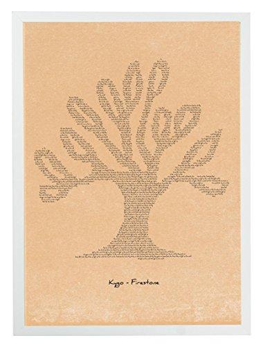 mixpixie-typographic-lyrics-print-kygo-firestone-tree-orange-paper