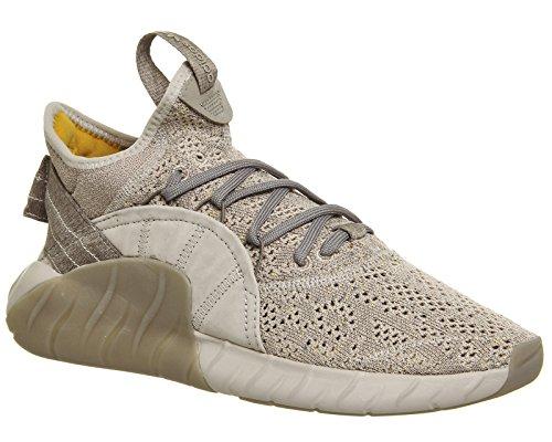 adidas Tubular Rise, Scarpe da Ginnastica Basse Unisex-Adulto Bianco (Ftwbla / Negbas / Seamso)