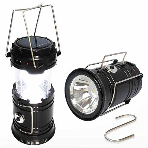 Iwo ad alta luminosità batteria Lanterna da
