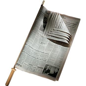 zeitungshalter zeitungsstock zeitschriften magazine neu k che haushalt. Black Bedroom Furniture Sets. Home Design Ideas