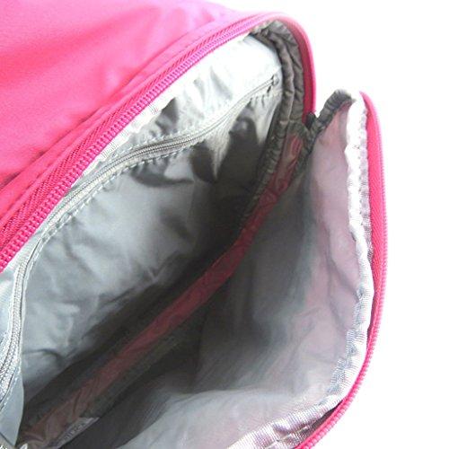 Bolsa de hombro 'Hedgren'frambuesa (derecha).