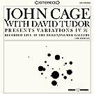 With David Tudor-Variations IV (Lp) [Vinyl LP]