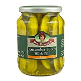 Mrs Elswood Cucumber Spears with Dill Pickled