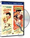 The Prisoner of Zenda (1937 & 1952) 2 disc edition (region 2)