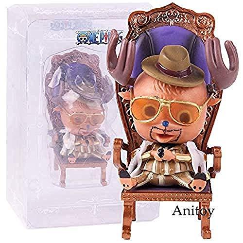 LTMM Anime EIN stück Tony Tony Chopper Cosplay borsalino sakazuki aokiji kuzan Figur gk sammel Statue Modell Spielzeug c mit kleinkasten-ba