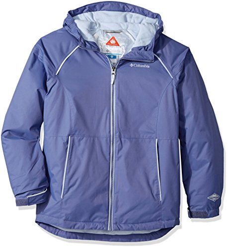 Columbia Girls Alpine Action ii Jacket, Eve, XX-Small (Insulated Pant Edge)