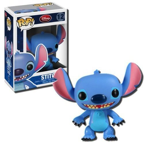Funko Pop Stitch (Lilo y Stitch 12) Funko Pop Disney