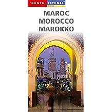 Cartes de route Maroc 1 : 900 000