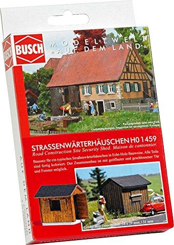 Busch 1459-Brillantes enwärter Casita, Vehículo
