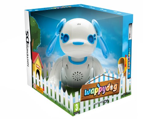Wappy Dog - (includes Wappy Dog and Game) (Nintendo DS) [UK IMPORT]