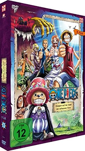 One Piece - 3. Film: Chopper auf der Insel der seltsamen Tiere (Insel-chopper)