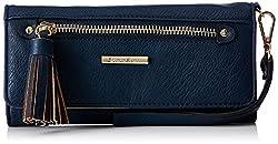 Diana Korr Womens Wallet (Blue) (DKW21BLU)