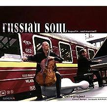 Russian Soul - Sonate Nr.2 Op 84/ Vocalise Nr.4 Op.34