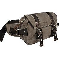 Borsa di tela uomo/Portafogli degli uomini di moda/borsa a tracolla Incline/Carattere casual del vero maschio pacchetto
