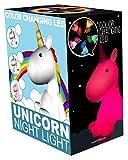 LED Nachtlicht Einhorn weiß mit Farbwechsel - 3