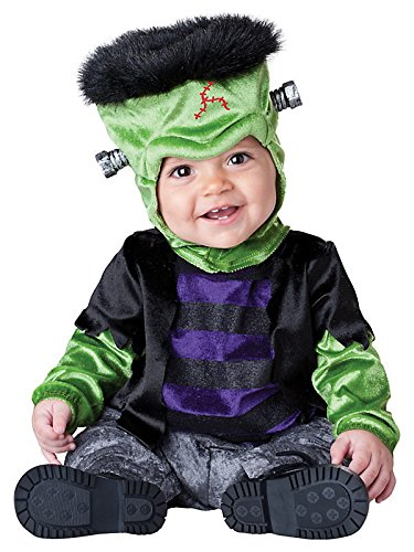 Frankenstein-Monster-Kostüm Baby