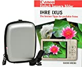 Foto Kamera Tasche EVA HC20 Set mit Fotobuch Ihre Ixus Canon für Canon Ixus 220 285 275 265 255 160 165 170 175 180 285 170 155 510