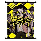Blood Lad Anime Fabric Wall Scroll Poster (16 x 23) Inches
