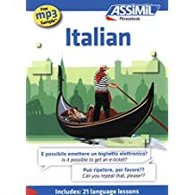 Italian - ASSIMIL Phrasebook