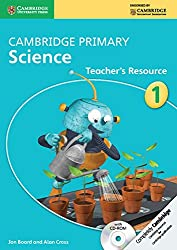 Cambridge Primary Science Stage 1 with CDROM Teacher's Resource with CD-ROM (Cambridge International Examinations)