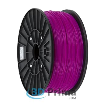 3D-Printer Filament ABS - 1,75mm - 1 kg spool - Purple