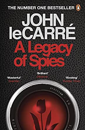 A Legacy Of Spies English Edition