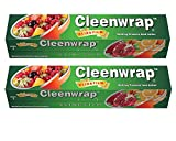 #1: Clear wrap 30 mtr Guaranteed pack of 2 (30x2=60 mtrs)