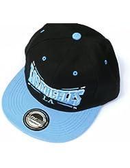 "Midi Shopping - Casquette Snapback Pas Cher Cap Hat Flatbrim ""Los Angeles"" CAP 18LA"