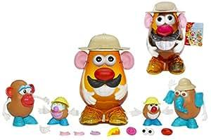 Playskool - 203351860 - Jouet De Premier Age - Mr Patate Safari