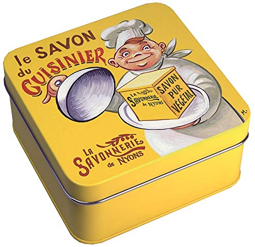 La Savonnerie de Nyons Kochseife, 100 g, Mehrfarbig, Einheitsgröße