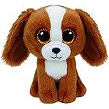 Chocozone Big Eye Soft Cute Dog Toy, 18cm (Brown)