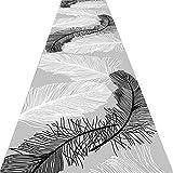 KKCF Läufer Teppiche Flur Kann Geschnitten Werden rutschfest Verschlüsselung Nicht Verblassen Eingang Teppich Chemische Faser,Mehrere Größen (größe : 0.8x2m)