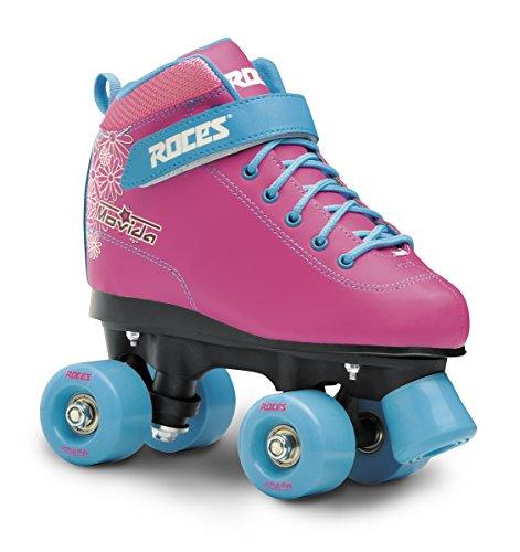 Roces Damen Movida Art Rollerskates/Rollschuhe Street, Pink, 38