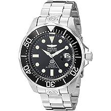 Invicta 3044 - Reloj para hombre color plateado