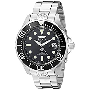 Invicta 3044 Pro Diver Reloj para Hombre acero inoxidable Automático Esfera