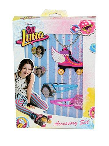 Soy Luna - Set bisutería y pelo, 17 X 12 cm (Kids WDSL018)