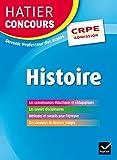Hatier Concours CRPE 2017 - Epreuve orale d'admission - Histoire