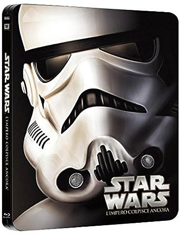 Star wars 5 - L'impero colpisce ancora(steelbook a tiratura limitata) [Blu-ray] [IT Import]