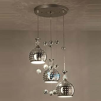 Moderna Lampada A Sospensione Per Sala Da Pranzo Balcone