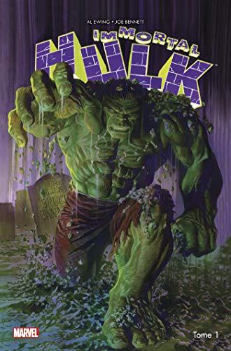 Immortal Hulk T01 par  Al Ewing, Joe Bennett