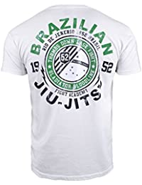 Brazilian Jiu-Jitsu T-shirt. Thumbs Down Last Fight. Rio De Jenerio. Brazil. Martial Arts. Fight Academy. MMA T-shirt