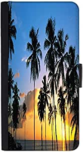 Snoogg Coconuts Trees Designer Protective Phone Flip Back Case Cover For Lenovo Vibe K4 Note