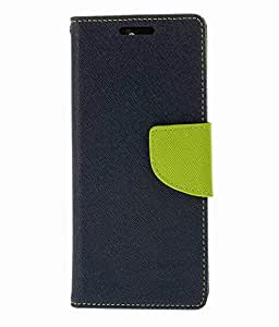 MobileCops Wallet Flip Cover For Samsung Galaxy S5